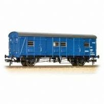 Bachmann 39-528 Ex Southern CCT Covered Carriage Truck BR Blue